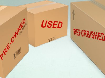 Advantage and Disadvantage of Buying a Used Products