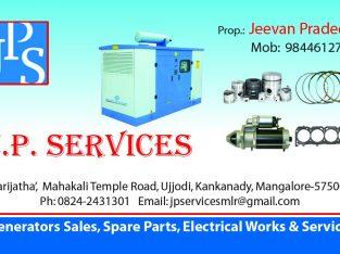 J P Services