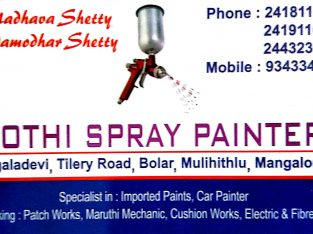 JYOTHI SPRAY PAINTERS