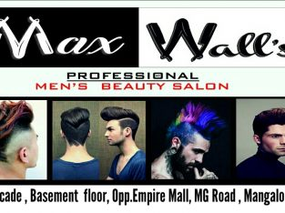 Max Walls Mens Salon