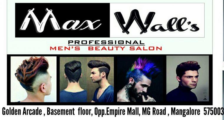 Max Walls Mens Salon