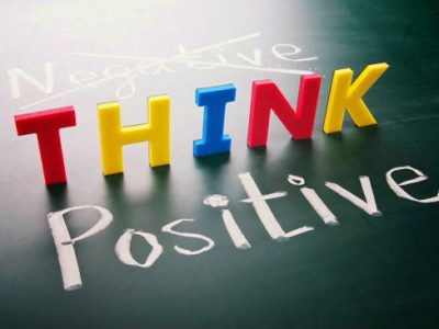 Think Positive and Be the Hunger of Success.