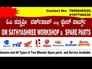 OM SATHYASHREE SPAREPARTS & WORKSHOP