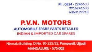 P.V.N Motors