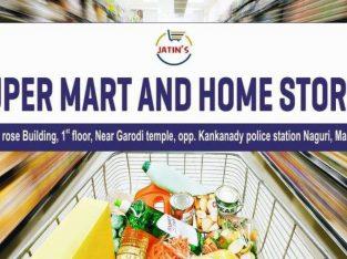 Jatins Super Mart & Home Stores