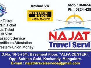 Najath Travel Service