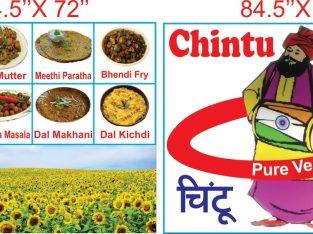 Chintu Da Dhaba-Veg Restaurant