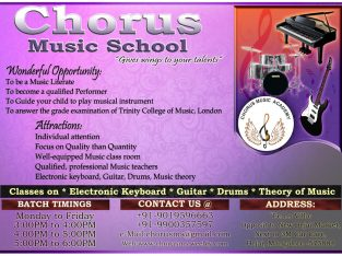 Chorus Music School