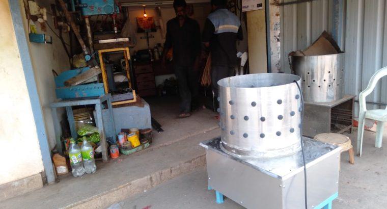 S.S.D Chicken Machine Workshop