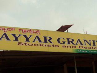 Kayyar Granites