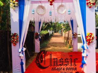 Classic Stage & Decor