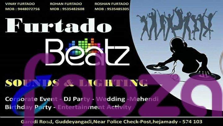 Furtado Beatz Sounds And Lighting.