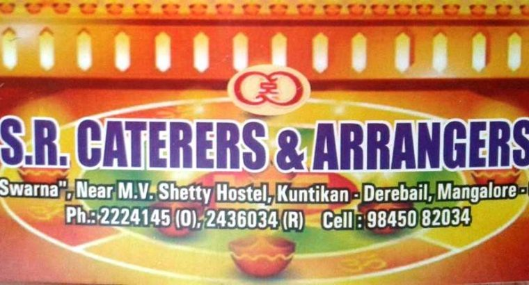 S R Caterers & Arrangers