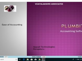 Plumbite Accounting Software