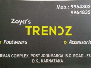 Zoya's Trendz