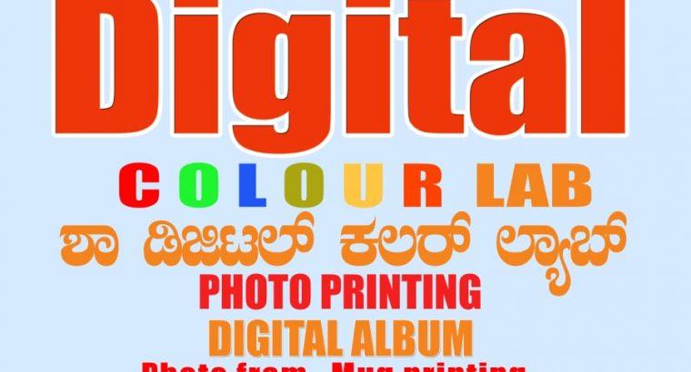 Sha Digital Colour Lab