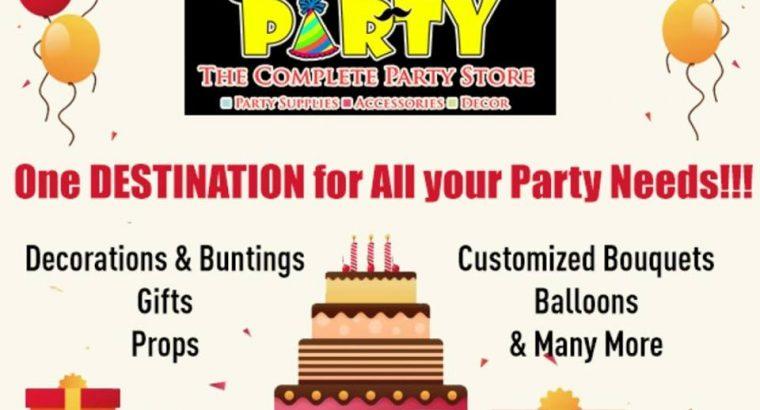 Letz party