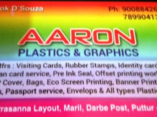 Aaron Plastics & Graphics