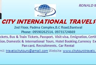 City International Travels