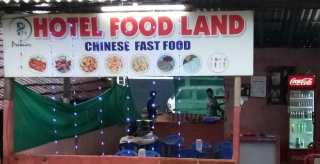 Hotel Food Land