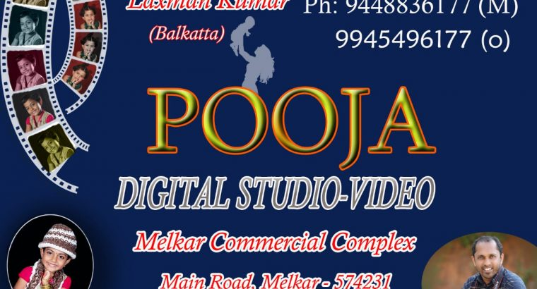 Pooja Digital Studio-Video