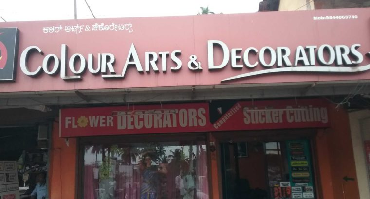 Colour Arts And Decorators