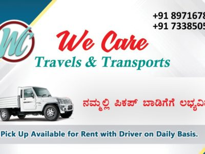 We Care Travels And Transports