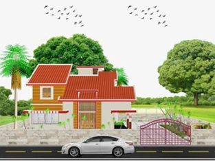 Brand New Bungalow for SALE in Thokottu kolya
