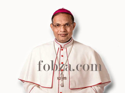 Bishop of Mangaluru Peter Paul Saldanha is elected as the Chairman of the CCBI Commission for Liturgy.