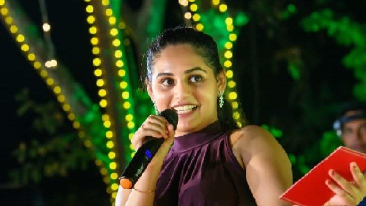 MC Jasmine DSouza
