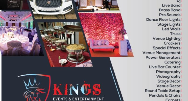 Kings Events & Entertainment