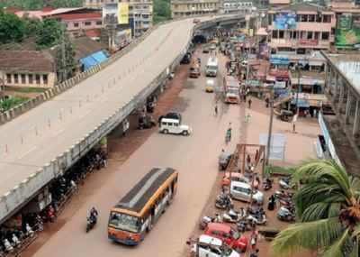 Public issues reappeared at B.C.Road – Bantwal.
