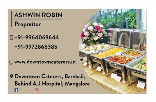 Down Town Caterers