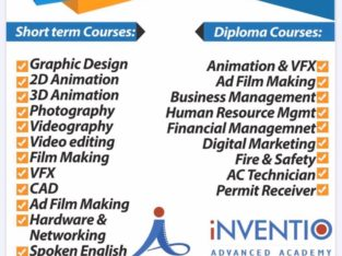 Inventio Advanced Academy