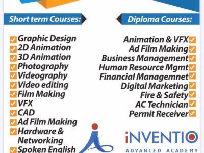 Inventio Advanced Academy